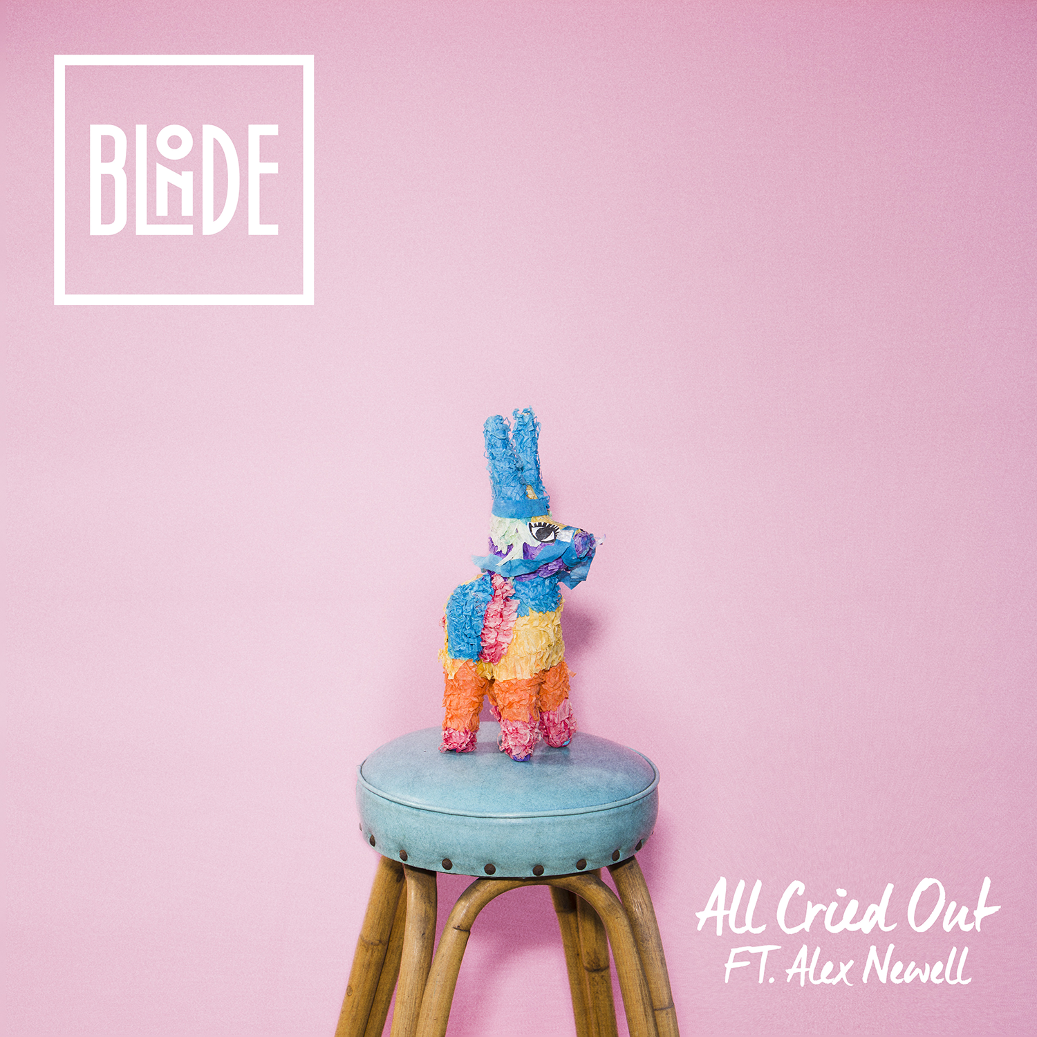 Blonde – All Cried Out ft Alex Newell