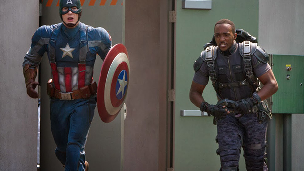 Captain America – The Winter Soldier – Trailer 2