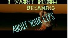 Chris Brown – Don't wake me up-lyric video