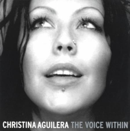 Christina Aguilera – The Voice Within
