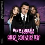 David Vendetta feat. Booty Luv – Sun Comes Up