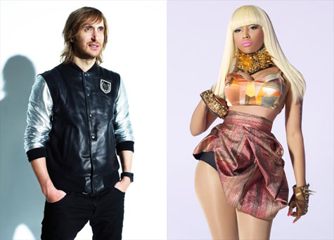 David Guetta – Turn Me On (feat. Nicki Minaj)