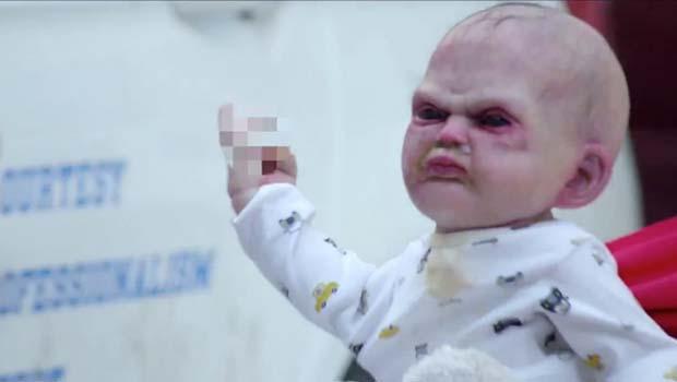 Devil Baby Attack – ''Şeytanın Günü''