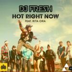 DJ Fresh ft. Rita Ora – Hot Right Now