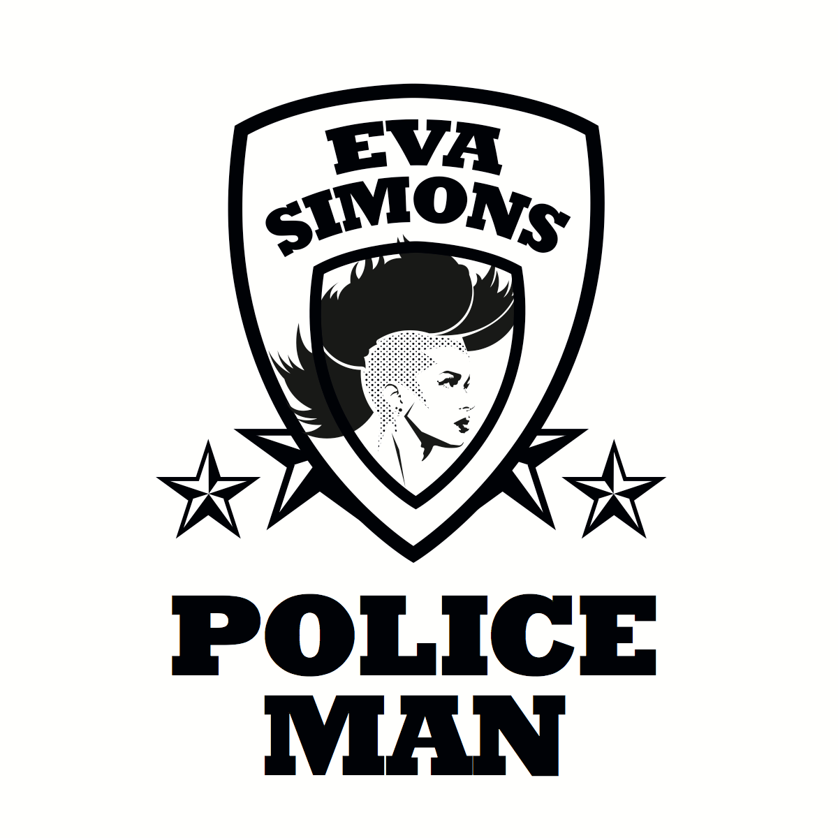 Eva Simons – Policeman