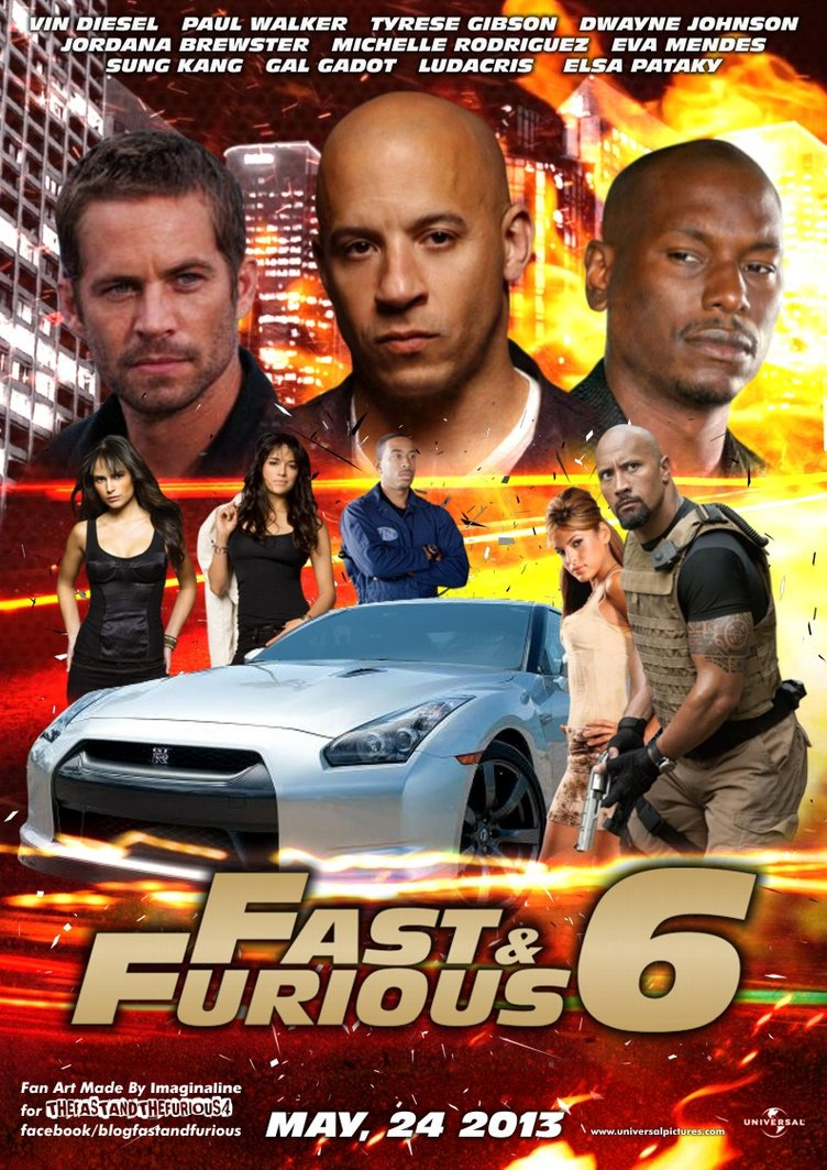 Fast & Furious 6 – Big Game Spot