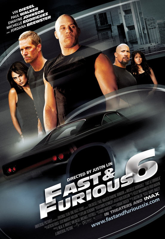 Fast & Furious 6 – Final Trailer