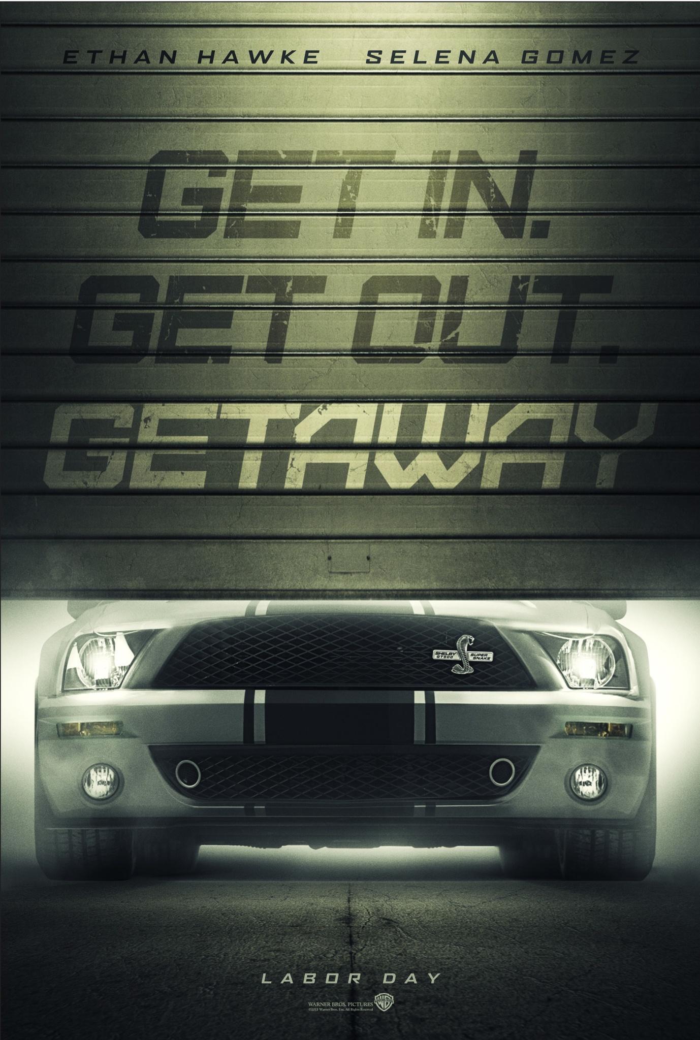 Getaway – Trailer 2013