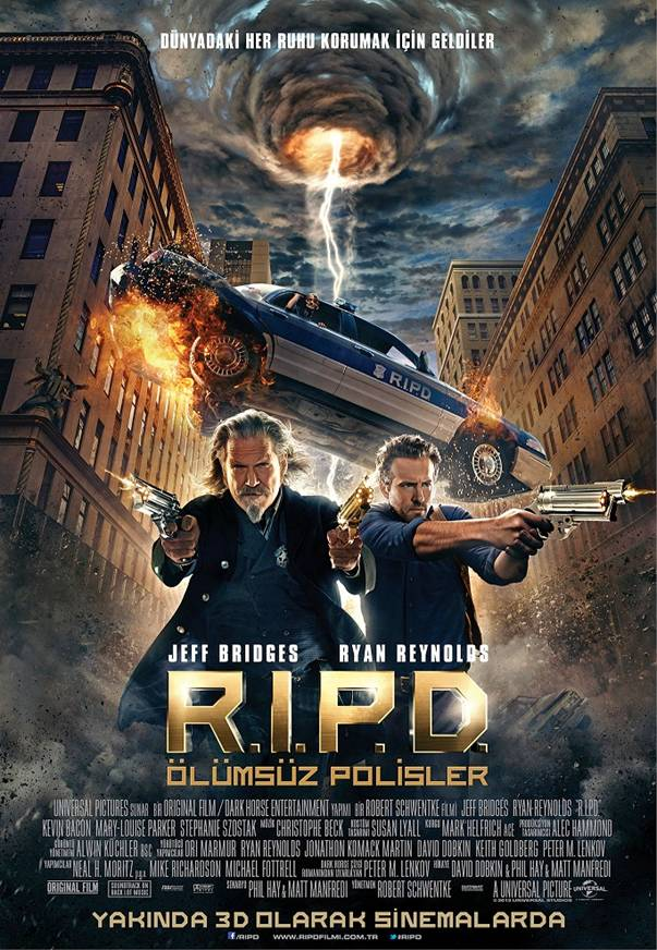 R.I.P.D – Ölümsüz Polisler