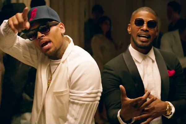 Jamie Foxx – You Changed Me ft Chris Brown