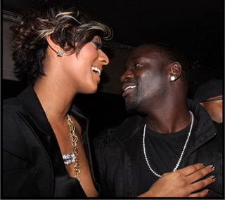 Akon number one hustler