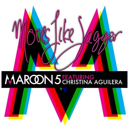 Maroon5 – Moves Like Jagger ft Christina Aguilera