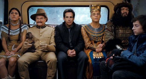 Night at the Museum: Secret of the Tomb – Trailer