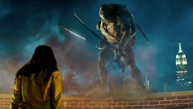 Teenage Mutant Ninja Turtles – 2014 Fragman