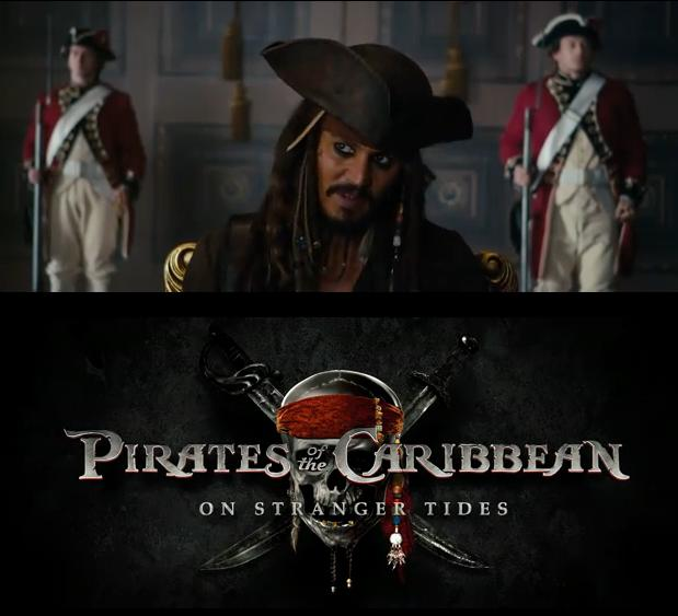 Pirates of the Caribbean: 'On Stranger Tides' – Trailer