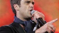 Robbie Williams – Brit Award 2010 performans