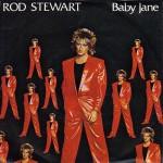 Rod Stewart –  Baby Jane