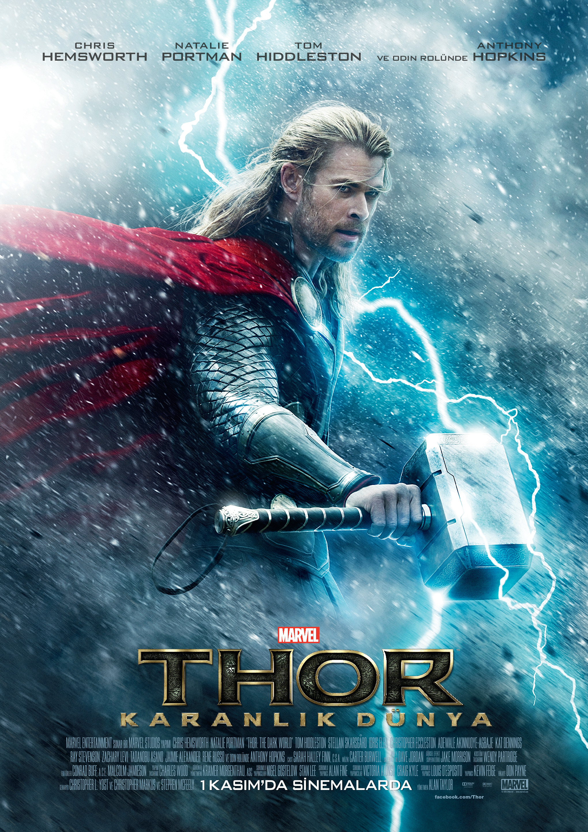 Thor – Karanlık Dünya ( TR Altyazı )