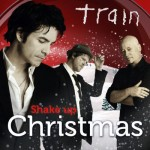 Train –  Shake Up Christmas