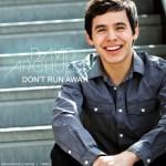 David Archuleta – Don't Run Away