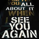 Wiz Khalifa – See You Again feat Charlie Puth
