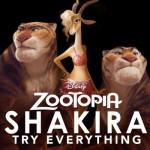 Shakira – Try Everything