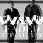 Alan Walker – Faded (W&W Remix)