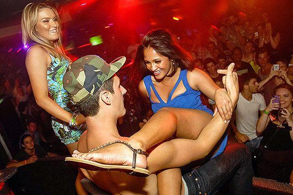 Секси розыгрыши вечеринка конкурсы дивное белье