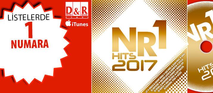 Number1 Hits 2017 Müzik Marketlerde | Number1