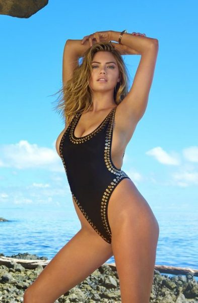Kate Upton Sports Illustrated Swimsuit 2017   Number1