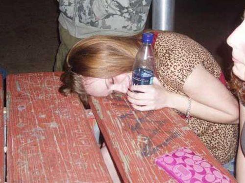 пьяная жена на фото спортивный