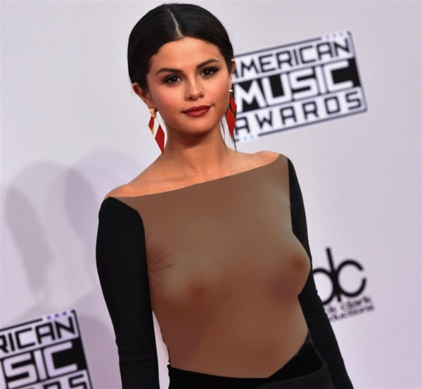 Selena Gomez Hottest Braless And Pokie Moments