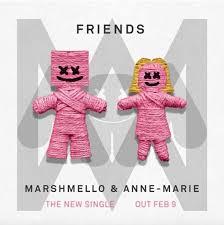 Marshmello – FRIENDS ft Anne-Marie