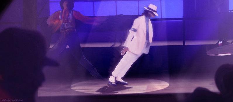 Hint nörocerrahlar Michael Jackson dansının sırrını çözdü!