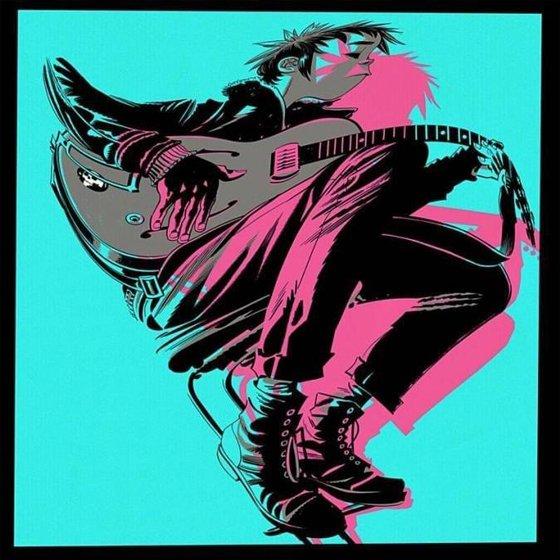 Gorillaz - Humility-album-cover