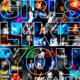 Maroon 5 – Girls Like You ft. Cardi B