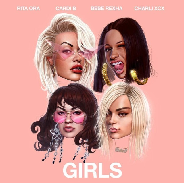 Rita Ora - Girls ft. Cardi B