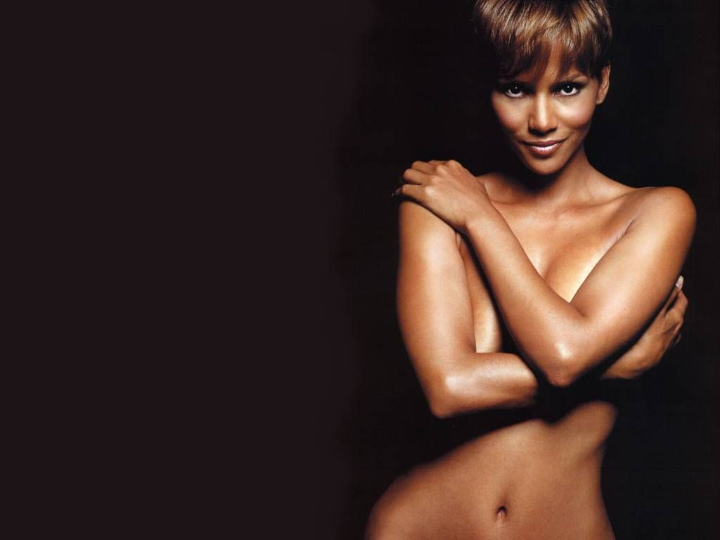 Halle berry nude picture