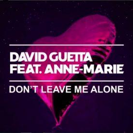 David Guetta & Anne-Marie's 'Don't Leave Me Alone