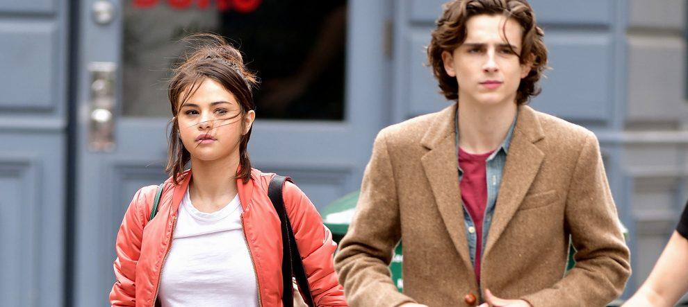 Selena Gomez Liseli sevgilisiyle görüntülendi