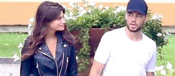 Liam Payne ve yeni sevgilisi Cairo Dwek el ele