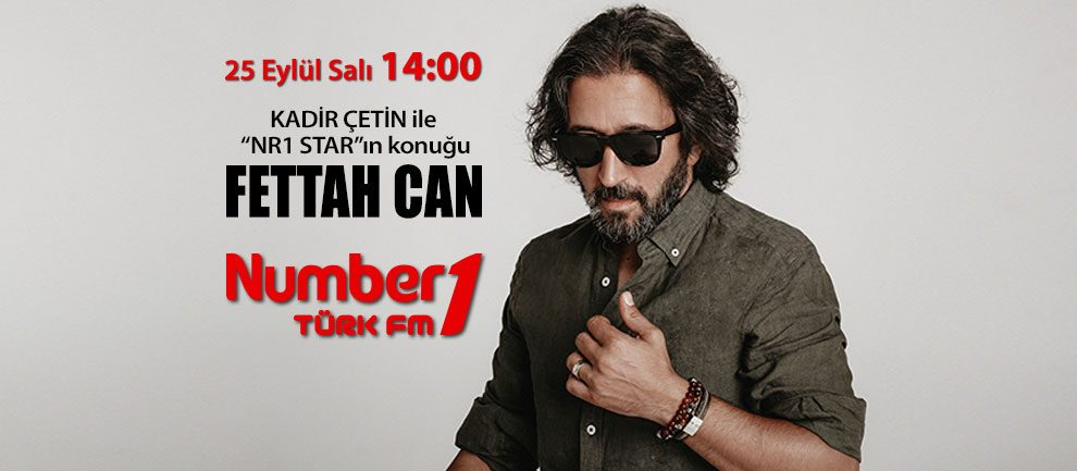 Fettah Can Number1 Türk'te