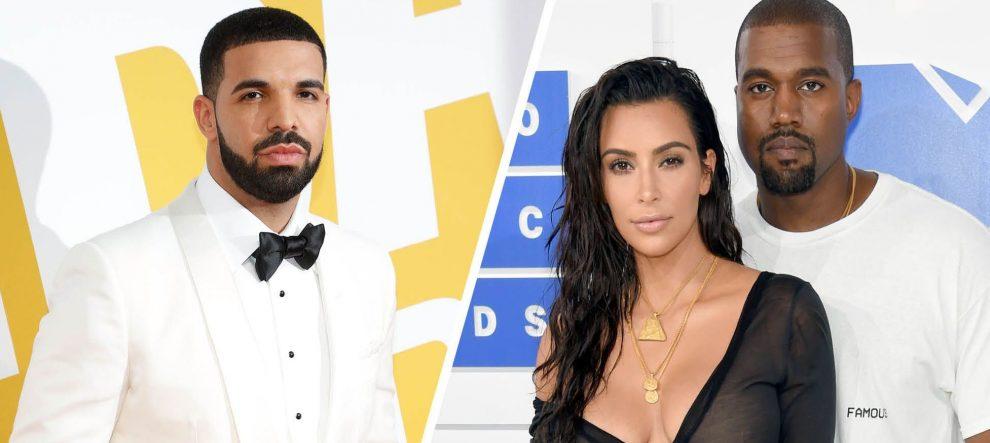 Kanye West, Kim Kardashian-Drake dedikodusu hakkında konuştu