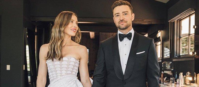 Justin Timberlake-Jessica Biel Emmy gecesine nasıl geldi?