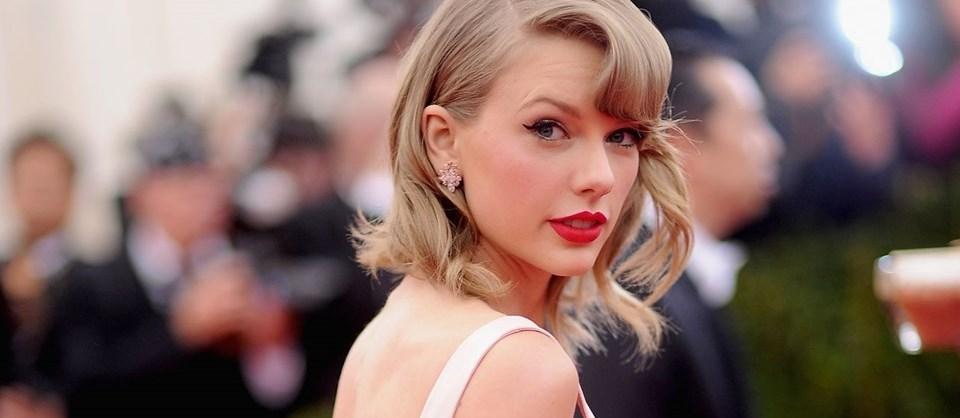 Taylor Swift'ten çağrı: Oy verin!