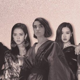 Dua Lipa & BLACKPINK – Kiss and Make Up