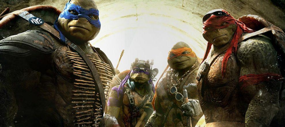 """""""Teenage Mutant Ninja Turtles"""" filminin müzikleri plak oluyor"""