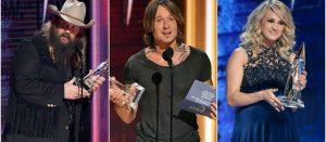 Country Muzik Ödülleri Sahiplerini Buldu