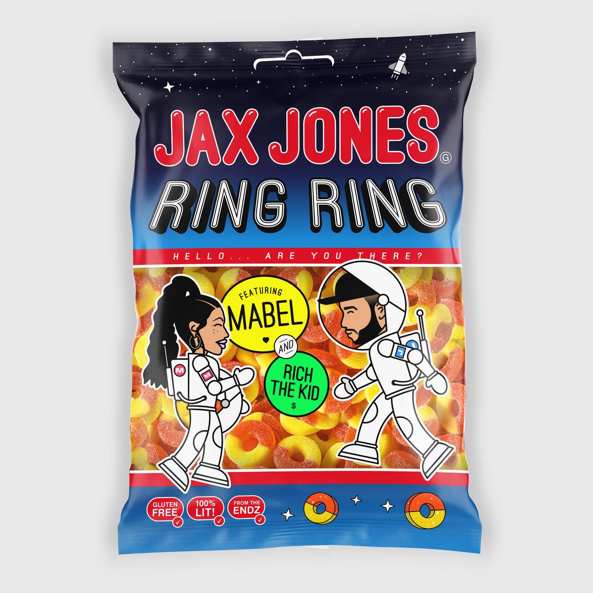 Jax Jones - Ring Ring  ft Mabel Rich The Kid