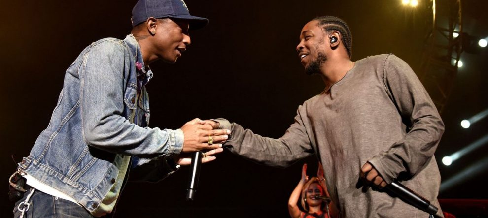 Kendrick Lamar ve Pharell Williams Creed II için söyledi